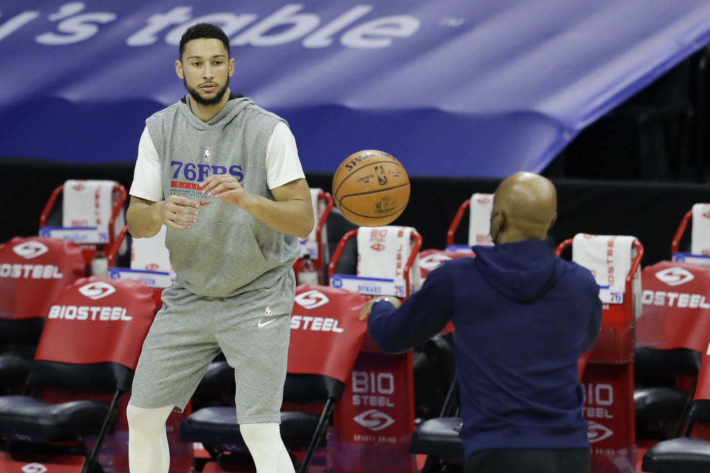 How many threes the Sixers' Ben Simmons takes is an issue that won't go away   Keith Pompey