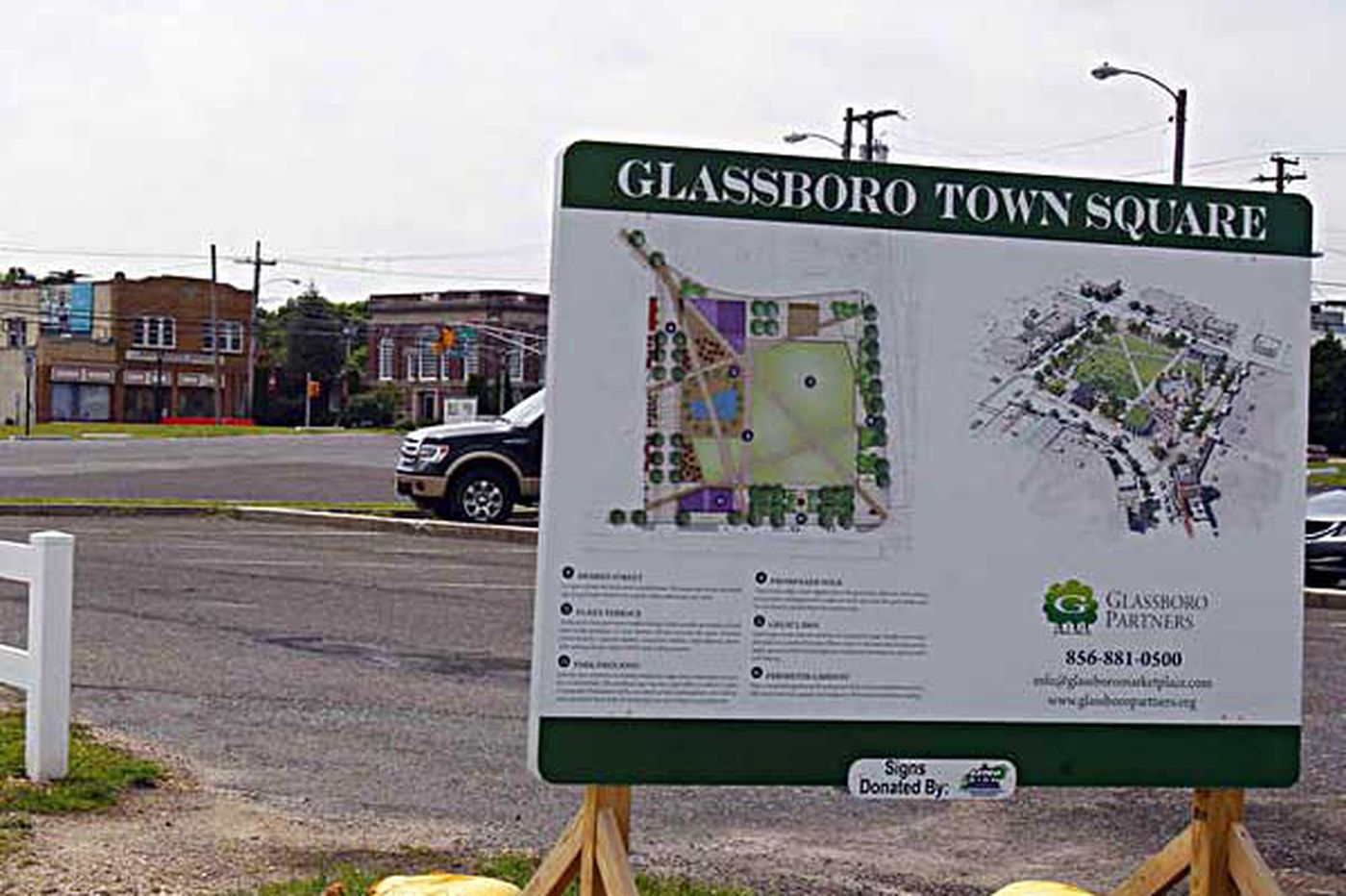 Glassboro's downtown tries again for revitalization