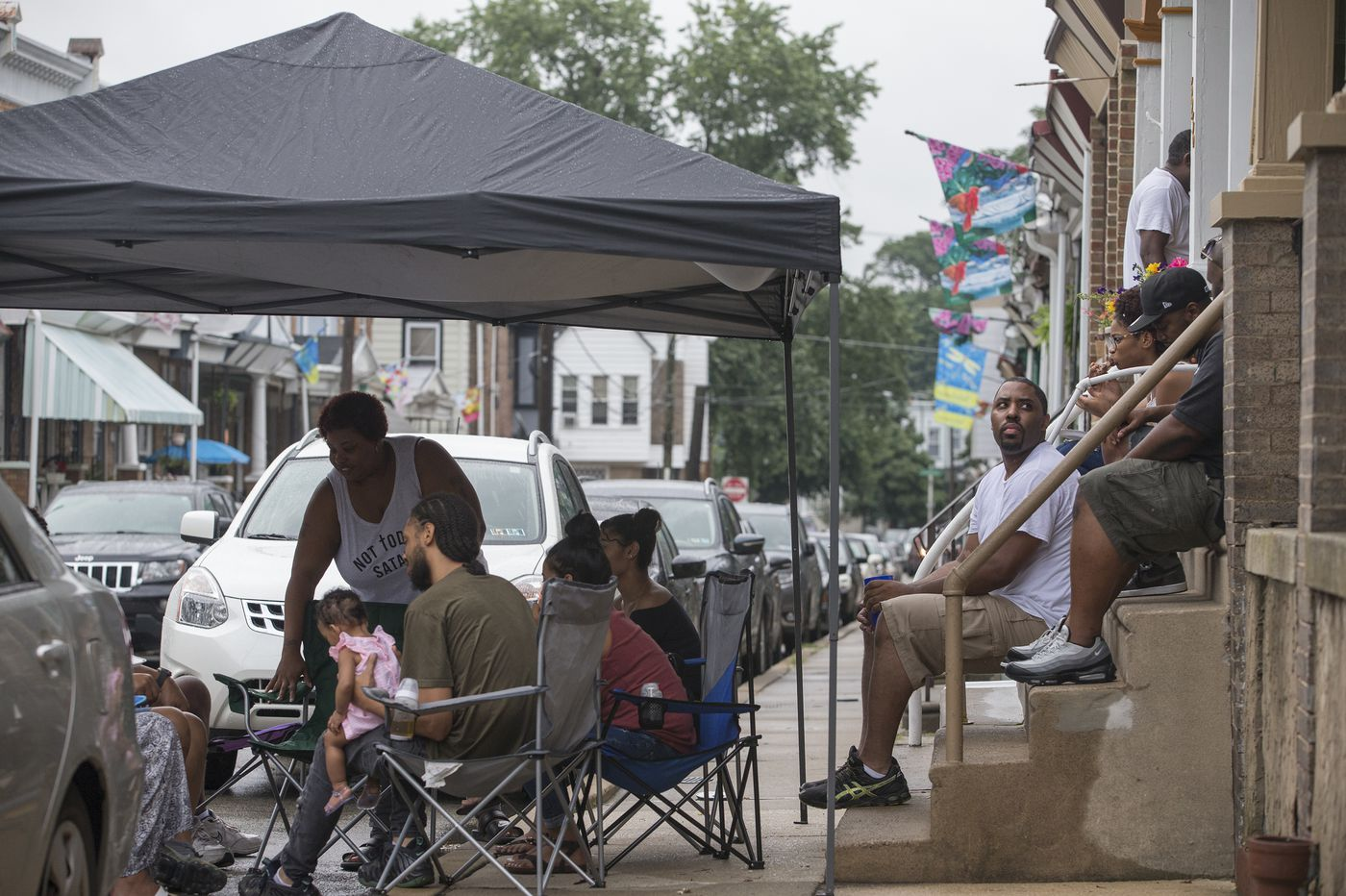 Philly has 922 streets banned from having block parties. Why?