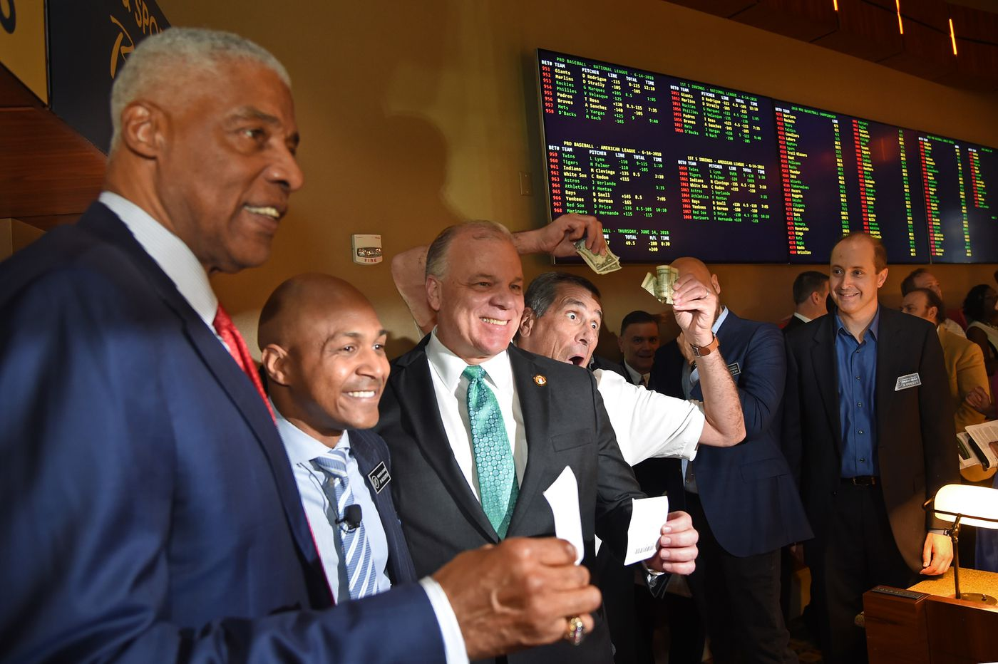 N.J. bookmakers report plunge in sports-betting revenue. That's good for bettors.