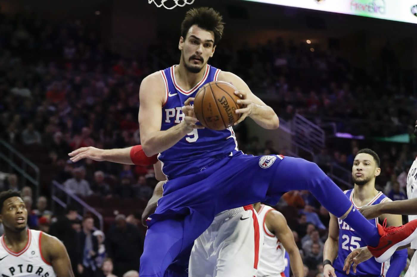 Sixers-Raptors: DeMar DeRozan goes off for 45, Dario Saric proves his mettle, and other quick thoughts from a 114-109 loss