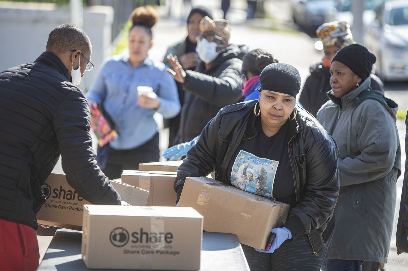 Nearly $1.4 billion needed in extra resources to feed the hungry nationwide over the next 6 months, agency says