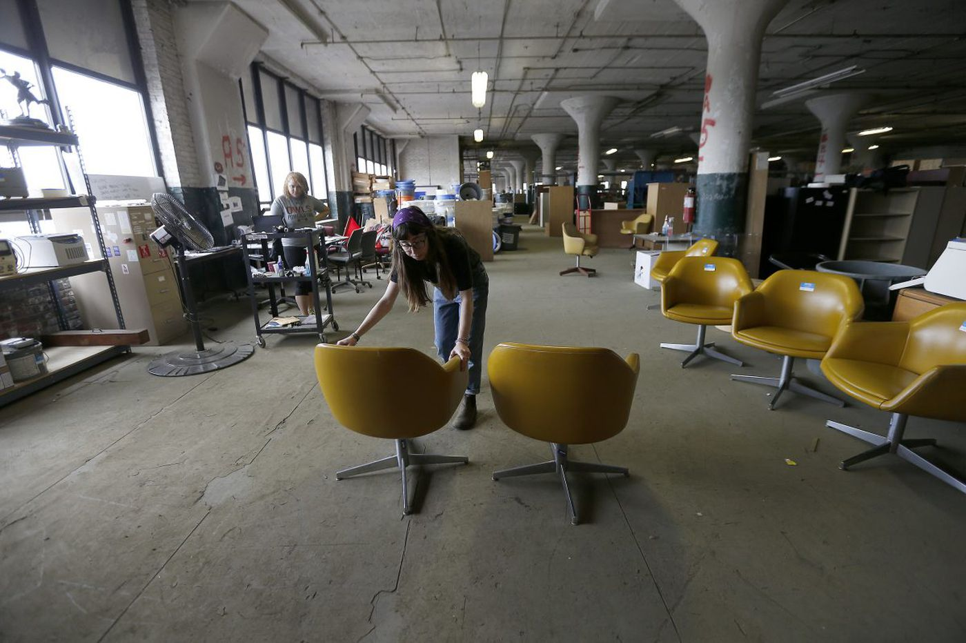 For sale, cheap: Colleges' furniture, cars, pizza ovens