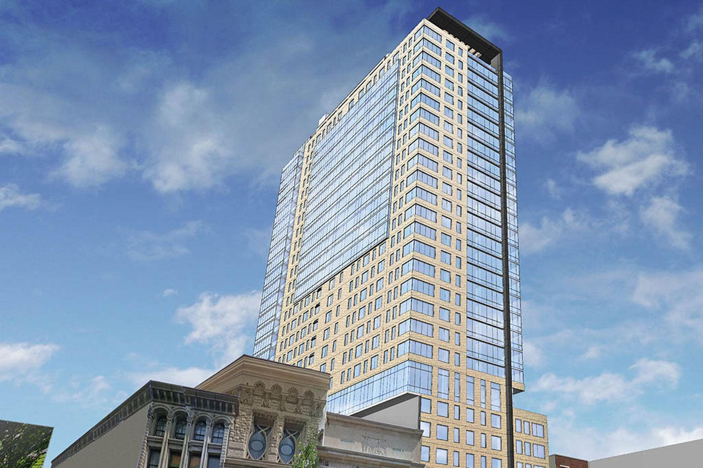 PhillyDeals: Permission to be sought for apartment tower at 709 Chestnut