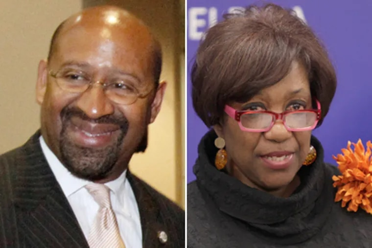 Neither Mayor Nutter, nor Superintendent Arlene Ackerman, nor the School Reform Commission can say the School District's situation came without warning. (Staff Photos)