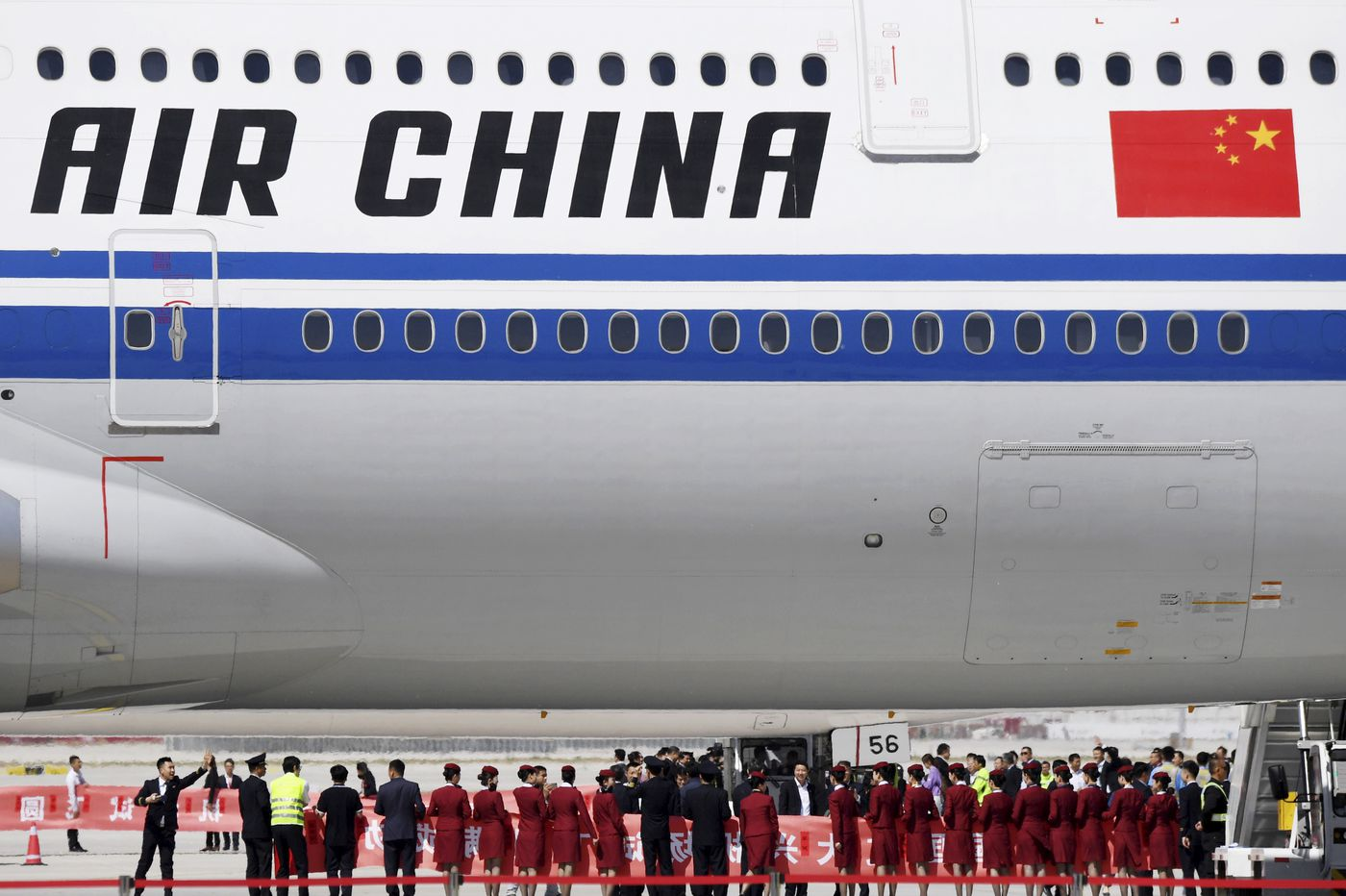 Trump administration moves to block Chinese airlines from U.S.