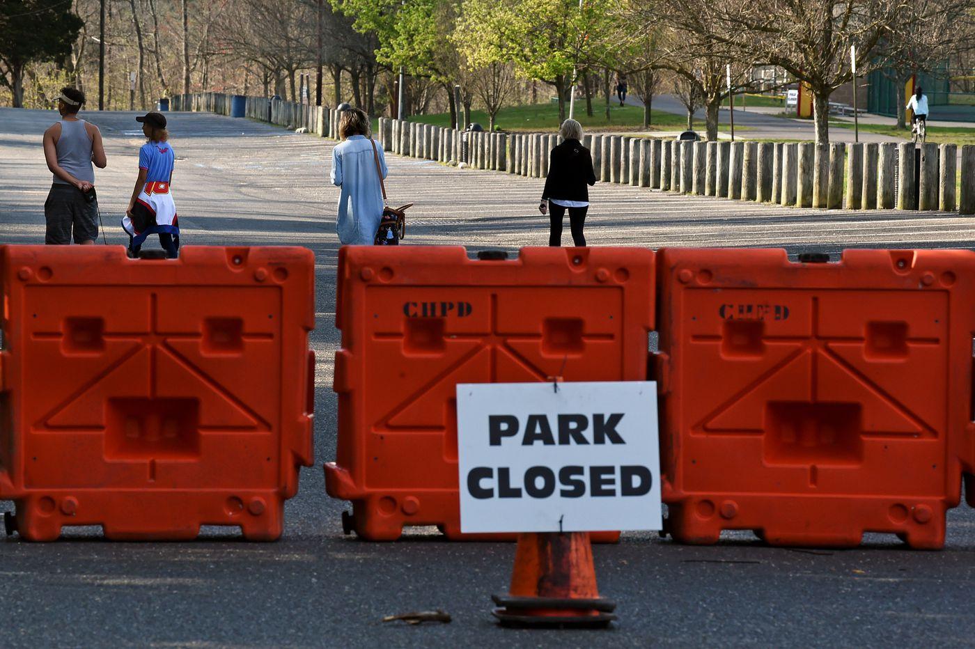 N.J. park closures send the right message. Philadelphia should follow. | Editorial
