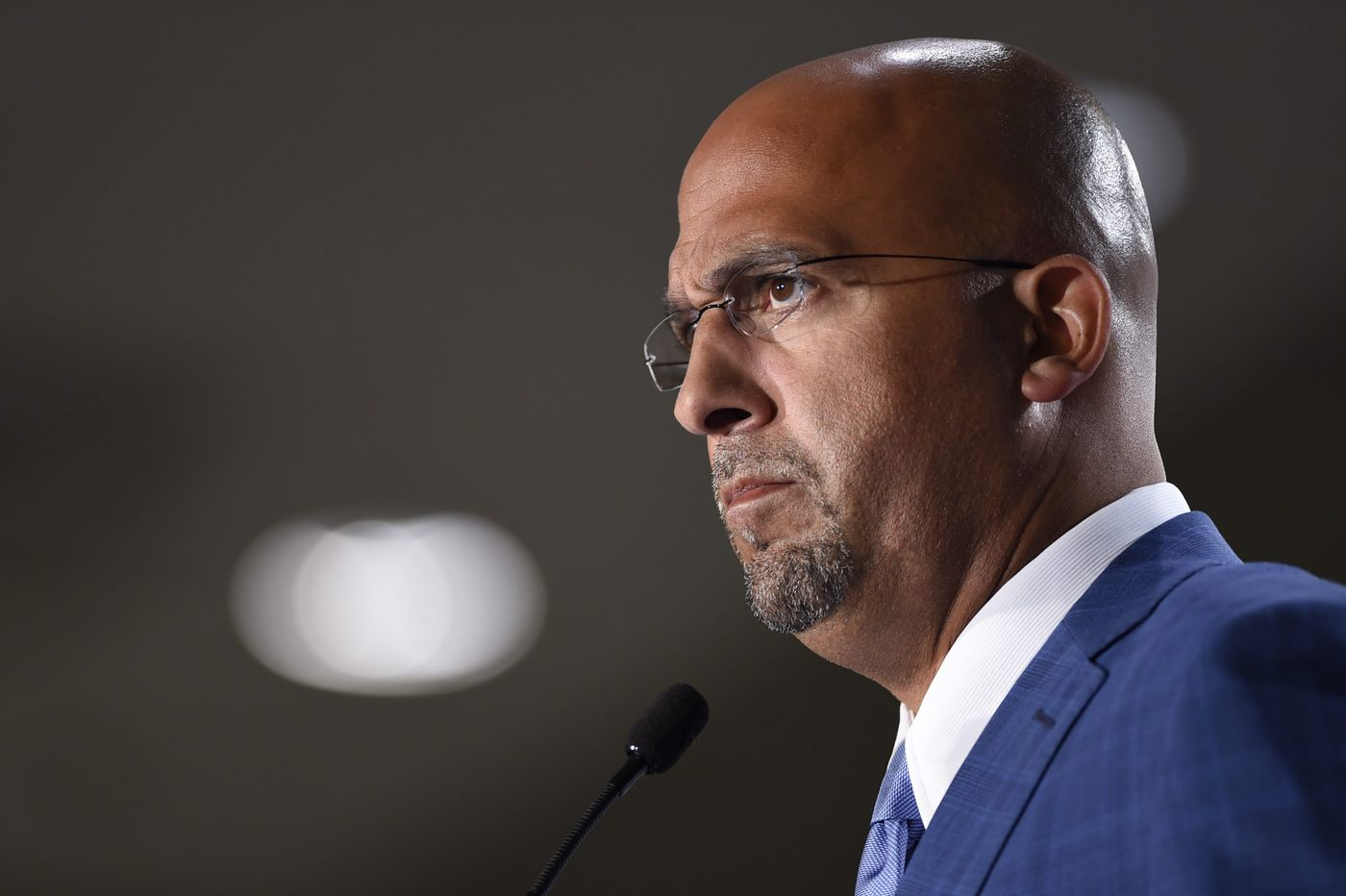 Penn State's James Franklin has questions in wake of legalized sports betting