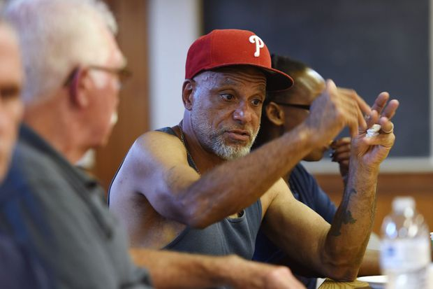 Lancaster's life-training boot camp keeps people from returning to prison