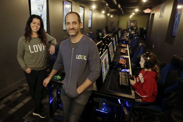 At West Chester haven for gamers, a solo pursuit in a crowd