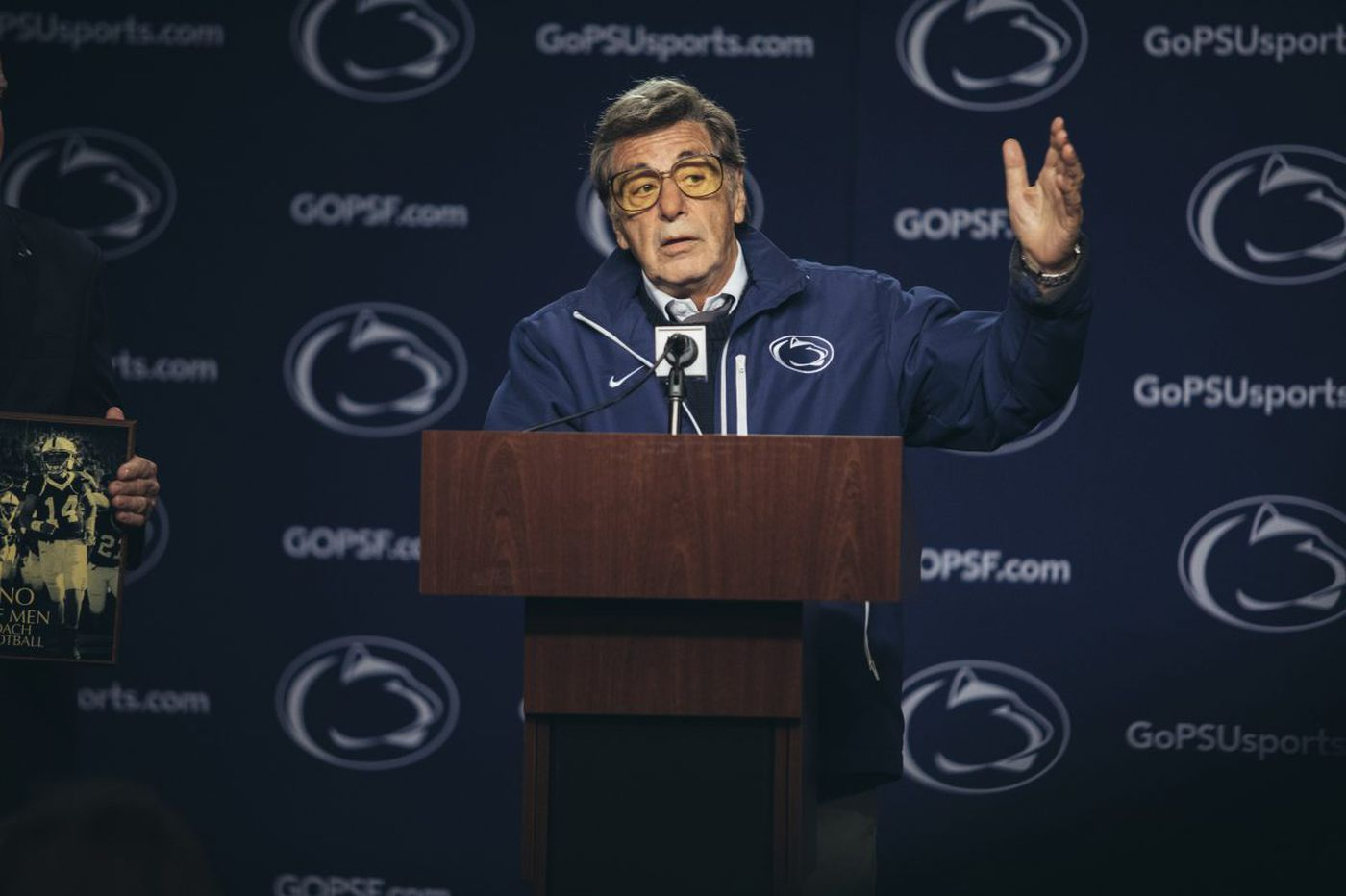 HBO's 'Paterno': Story works as a movie, but is it the truth?