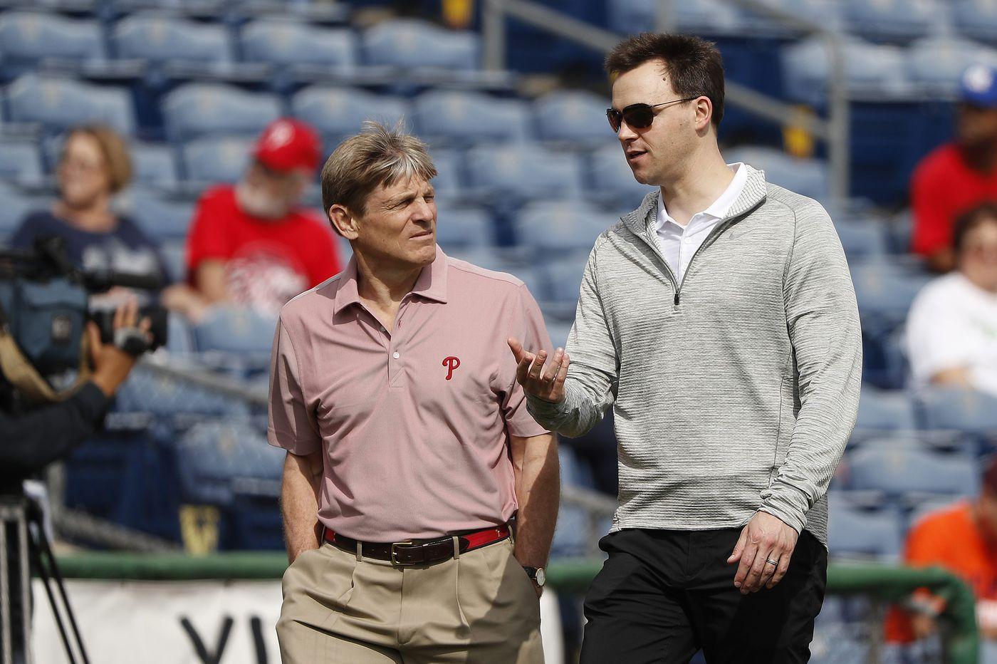 John Middleton needs to address Phillies collapse   Bob Brookover