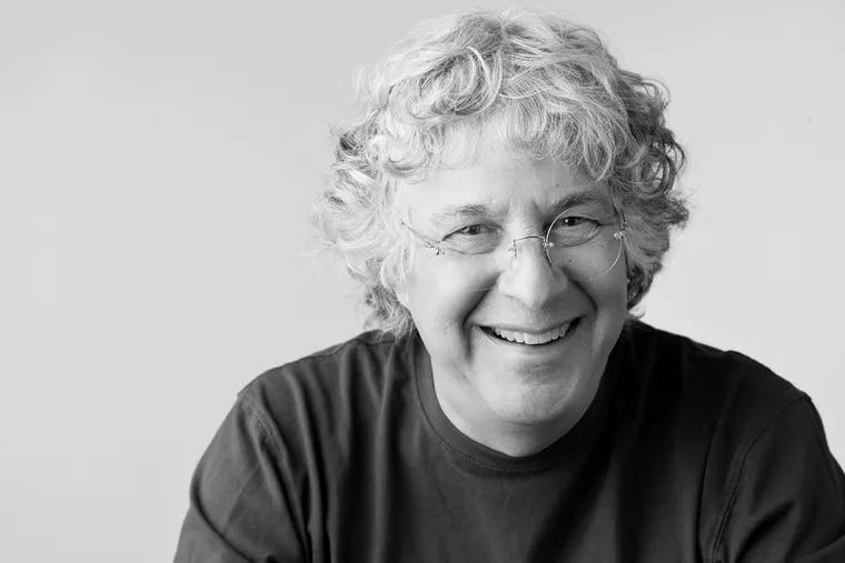 Joel Bernstein, San Francisco, April 9, 2018, photographed by Joshua Ets-Hokin