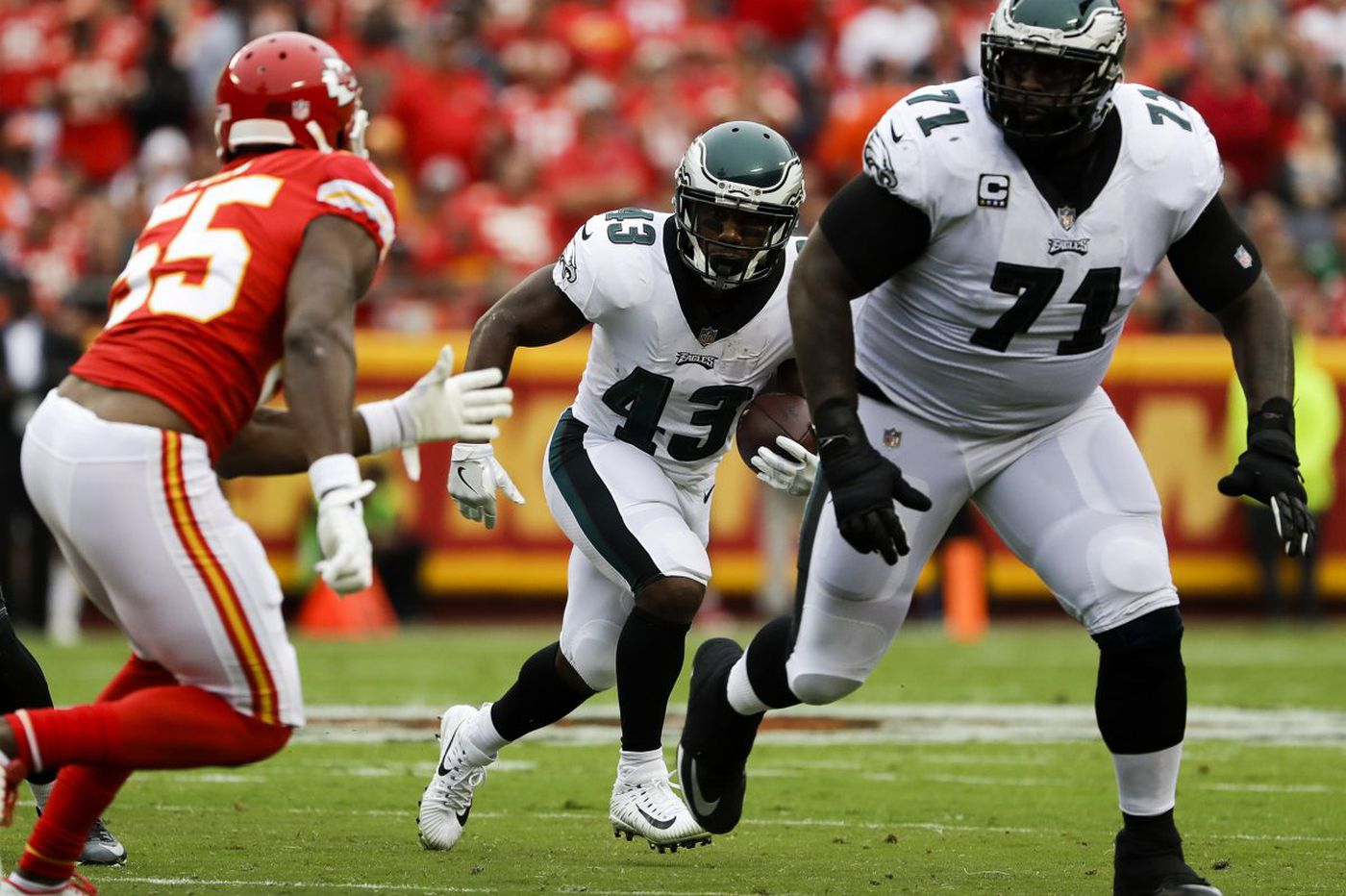 Eagles-Chiefs: What we learned