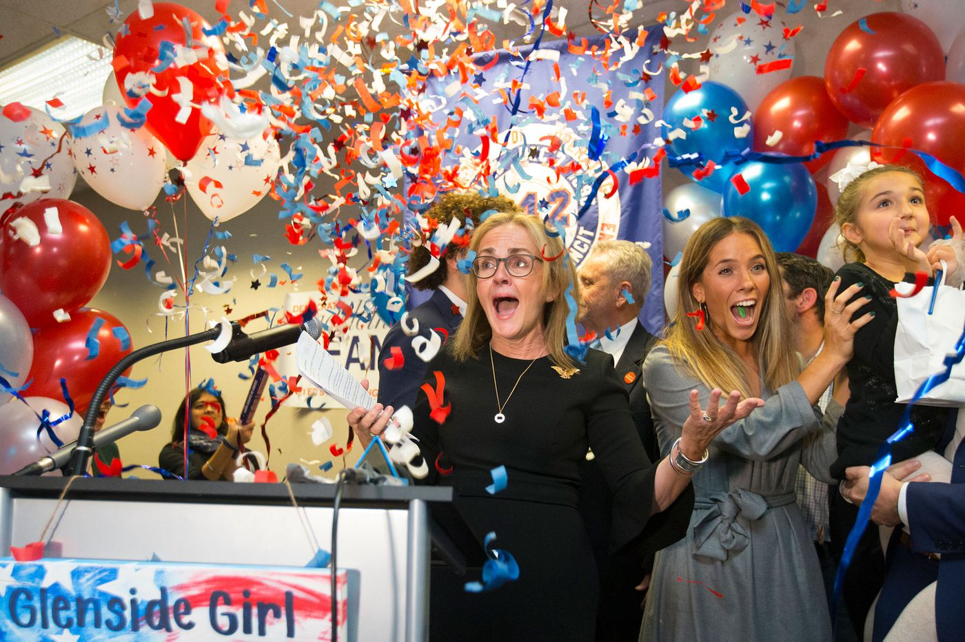 Democrat Madeleine Dean wins Pa.'s new-look Fourth Congressional District