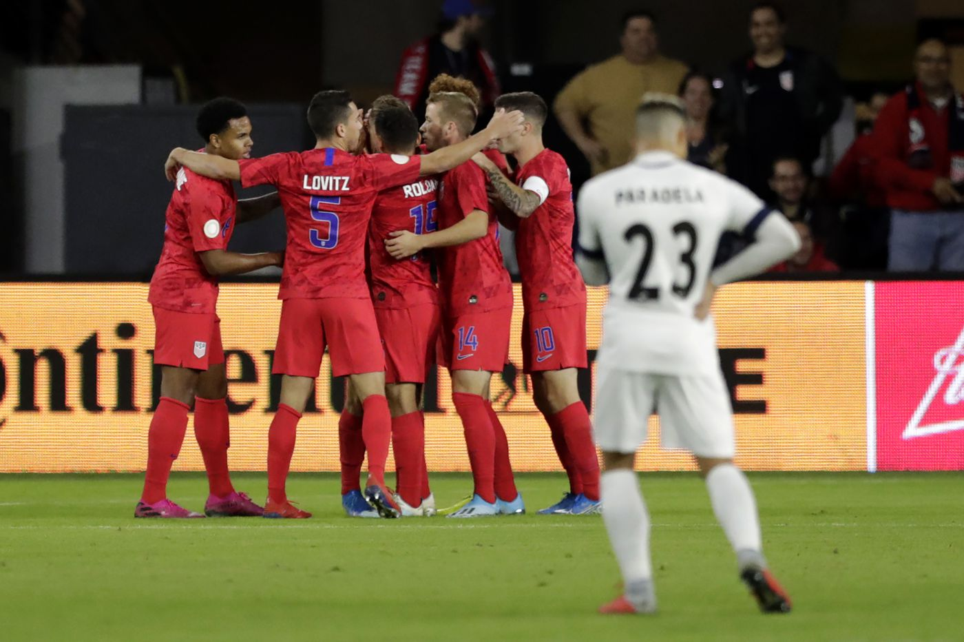 Weston McKennie hat trick powers USMNT's 7-0 rout of Cuba in Concacaf Nations League