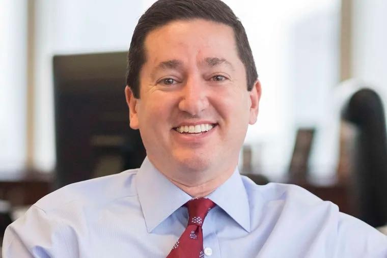 New Jersey Republican congressional David Richter.