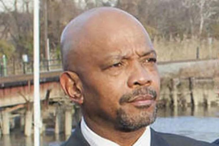File: Paulsboro Mayor Jeffery Hamilton (Ed Hille / Staff)