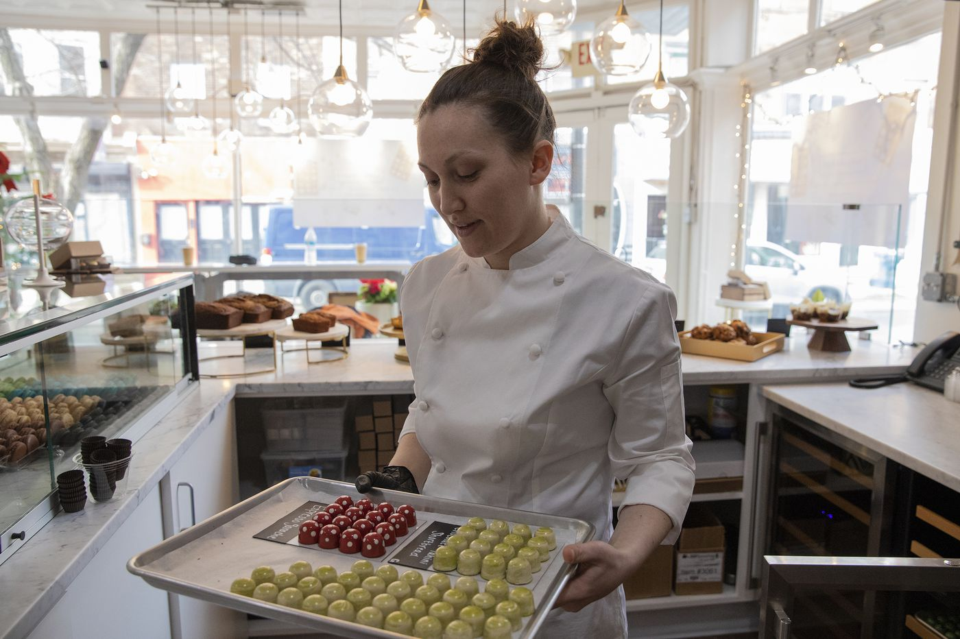 Inside the sweet world of confectioner Aurora Grace