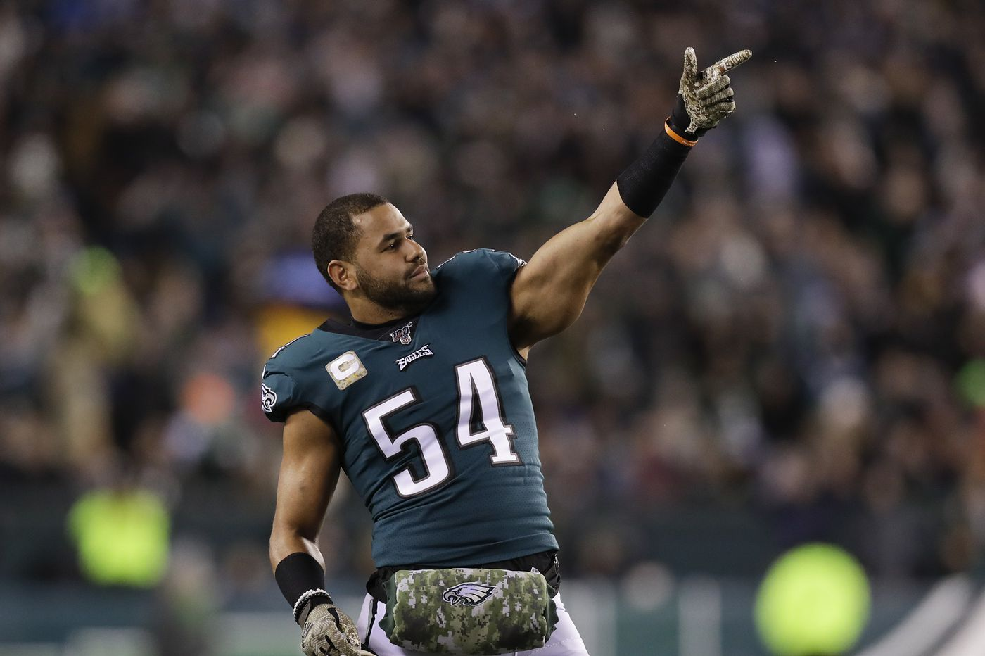 Kamu Grugier-Hill's surgery leaves roles to be filled on Eagles' defense and special teams | Early Birds