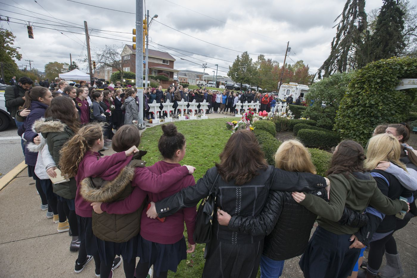Pittsburgh pushes strict gun laws after the synagogue massacre. Some people still don't want them.