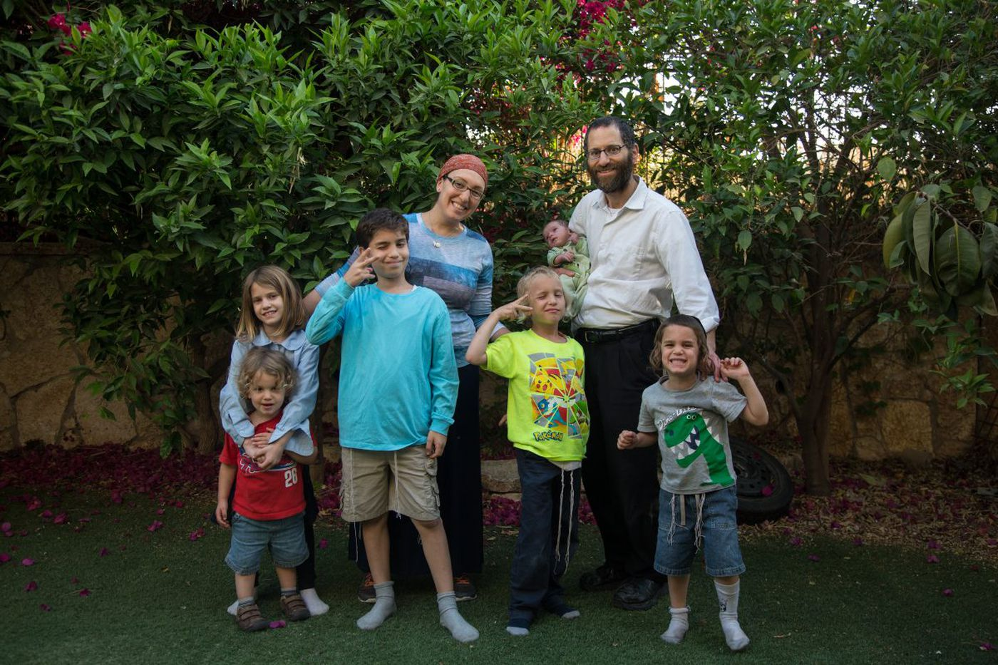 More than 2 years on, ex-Montco family loving life in Israel