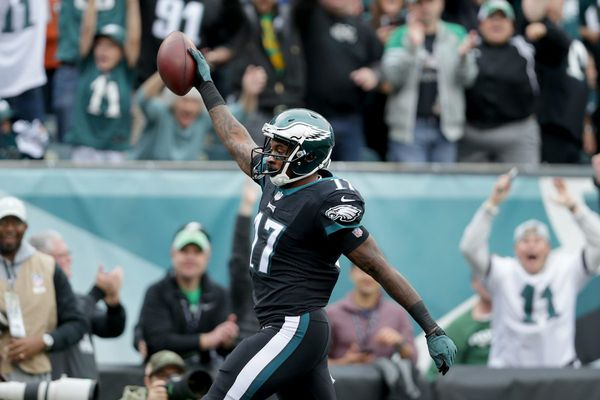 Eagles sign Alshon Jeffery to 4-year, $52 million contract extension