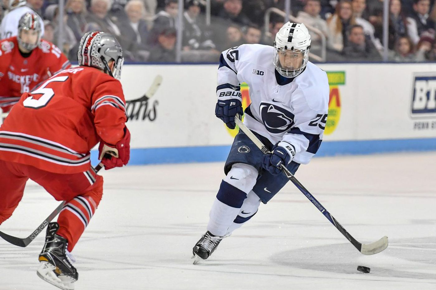 For Penn State hockey, Russian ties are a good thing