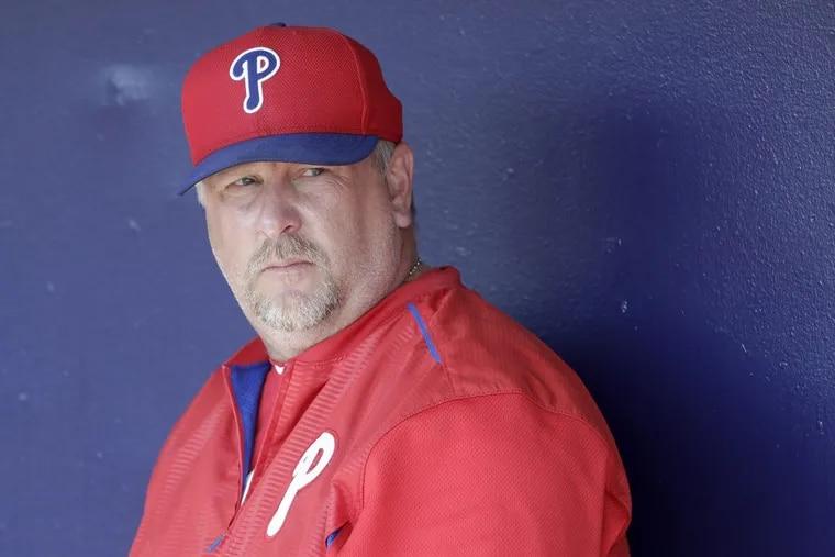 Matt Stairs spent just one season as Phillies hitting coach.