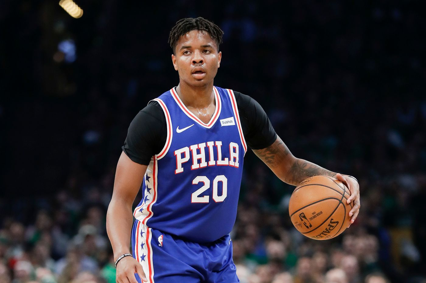 Markelle Fultz traded to Magic; Sixers move on from former first-round pick