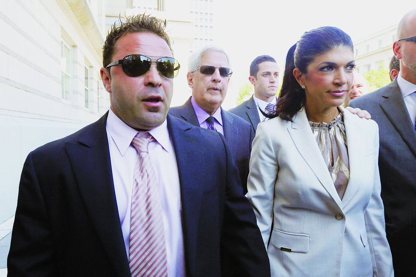 'Real Housewives of New Jersey' star Teresa Giudice's husband, Joe, to be deported to Italy