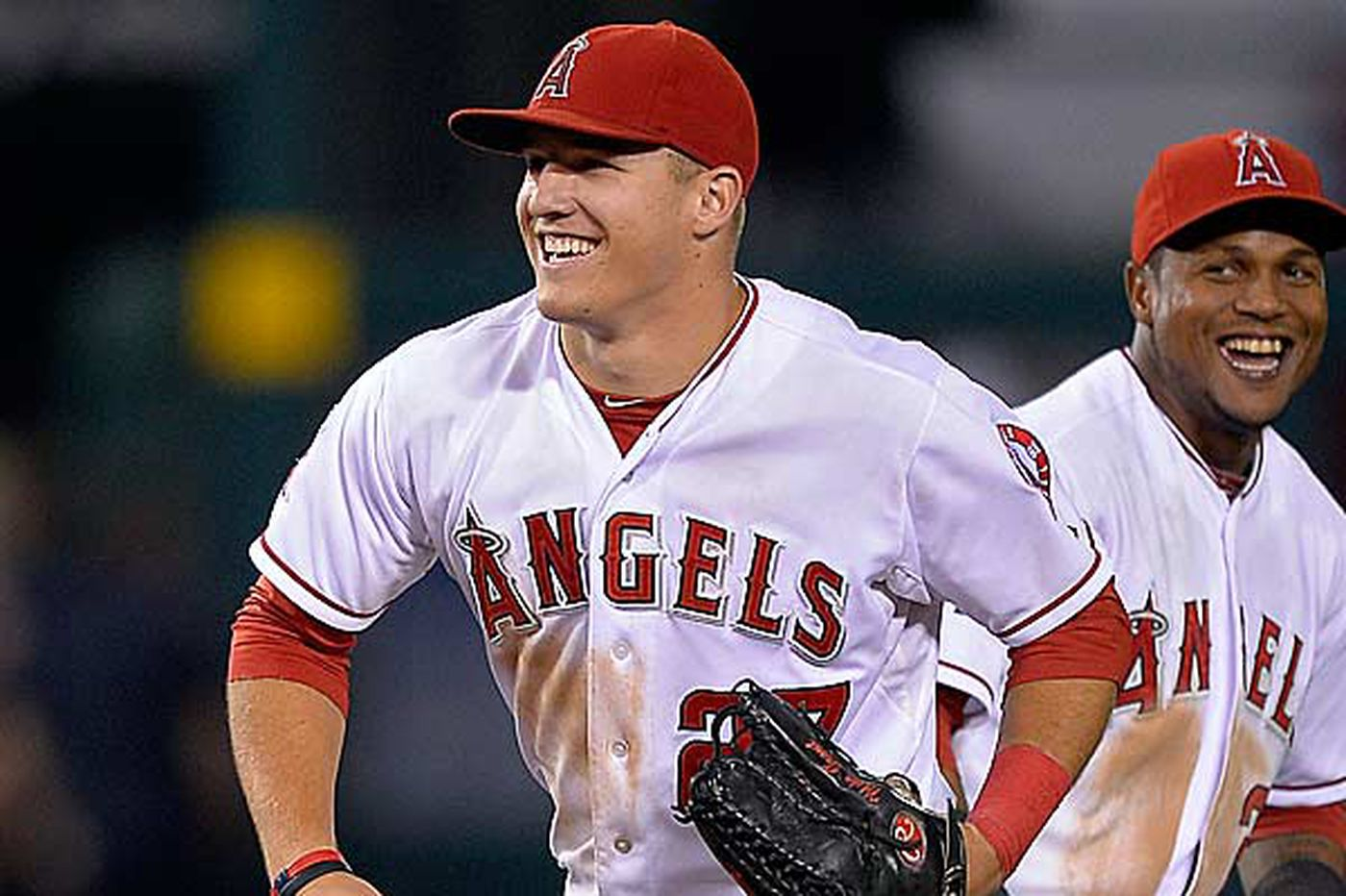 South Jersey native Mike Trout wins 2012 Daily News Sportsperson of the Year award