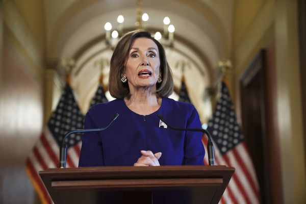 Pelosi launches formal impeachment inquiry into Trump, alleging betrayal of office, national security, election integrity