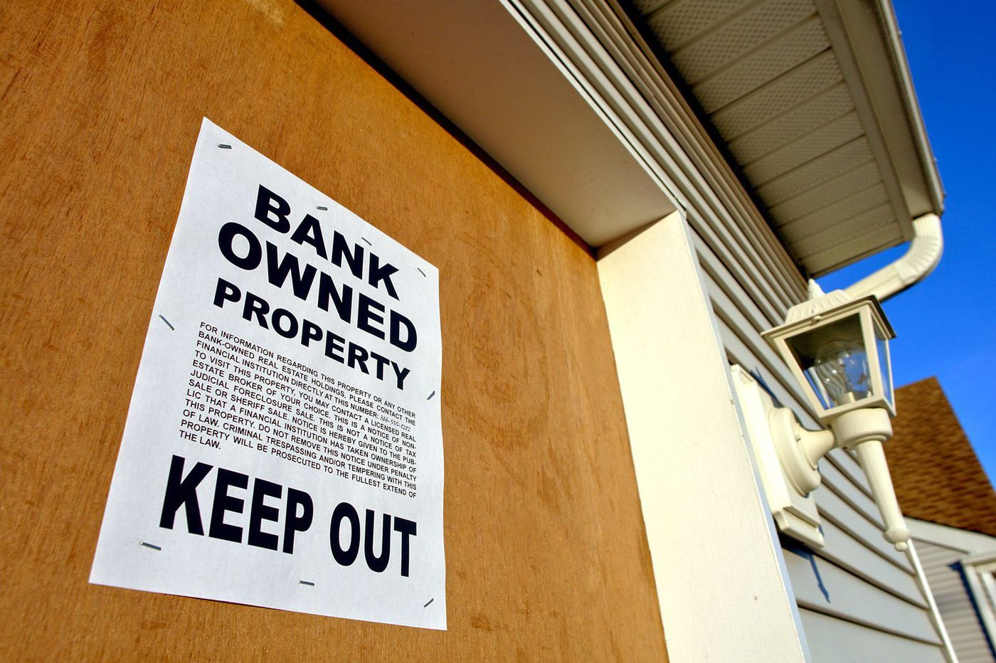 Why the coming foreclosure crisis will look nothing like the last one