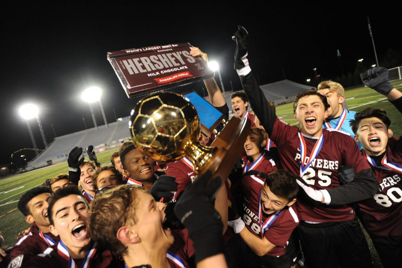 Friday's PIAA state finals roundup: Conestoga repeats as boys soccer state champions