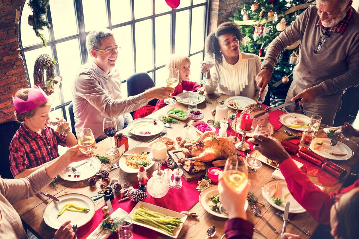 Should parents restrict foods over the holidays?