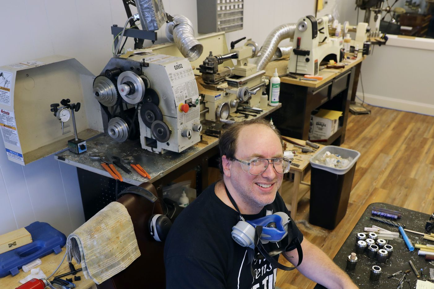 From boardwalks and White House wood, Jersey artisan makes pens for popes, presidents and posterity