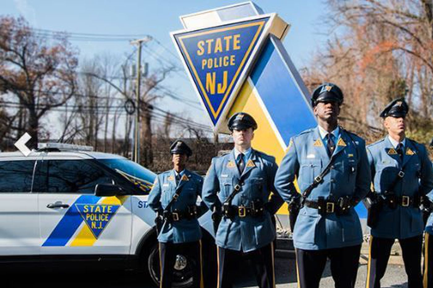 New Jersey AG releases recordings of state trooper's fatal encounter with an unarmed black man in Burlington County