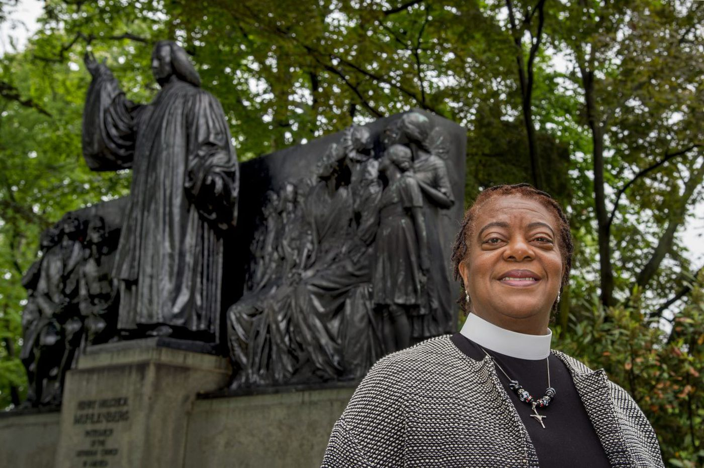 Lutheran minister from Philly overcame misgivings to make history as first black female bishop