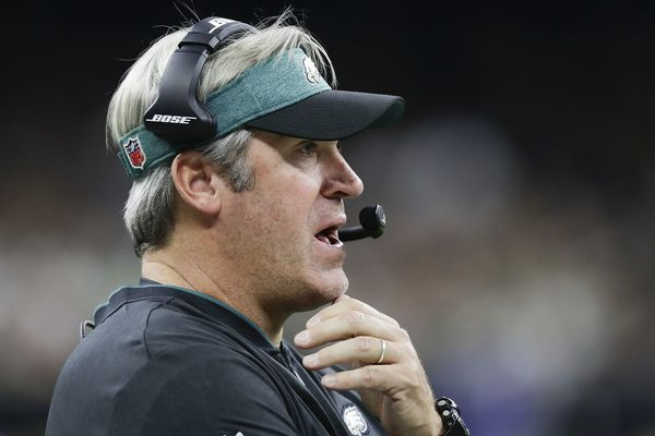 The one decision in the Eagles' loss to the Saints that Doug Pederson would do differently