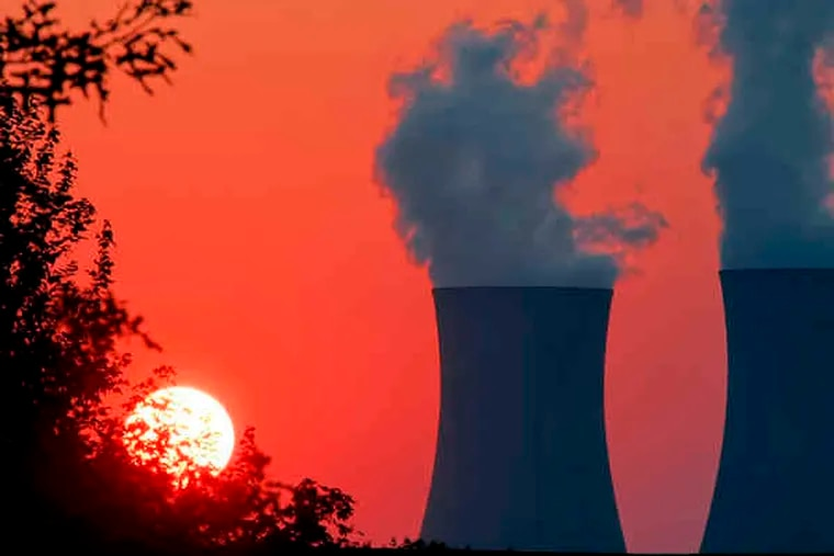 The Limerick Generating Station and other Pennsylvania nuclear power plants could qualify for alternative-energy credits, paid by ratepayers, under legislation introduced Monday.