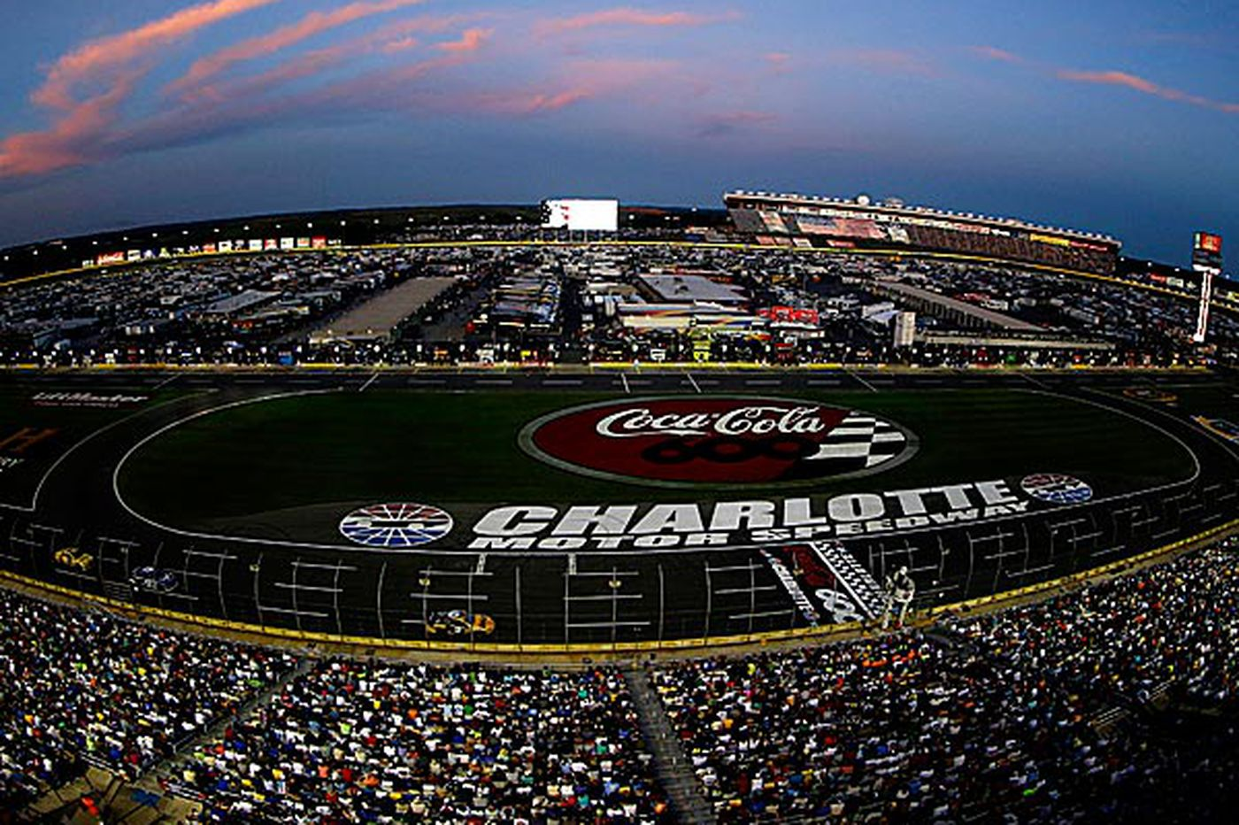 Is it time to shorten the Coca-Cola 600?