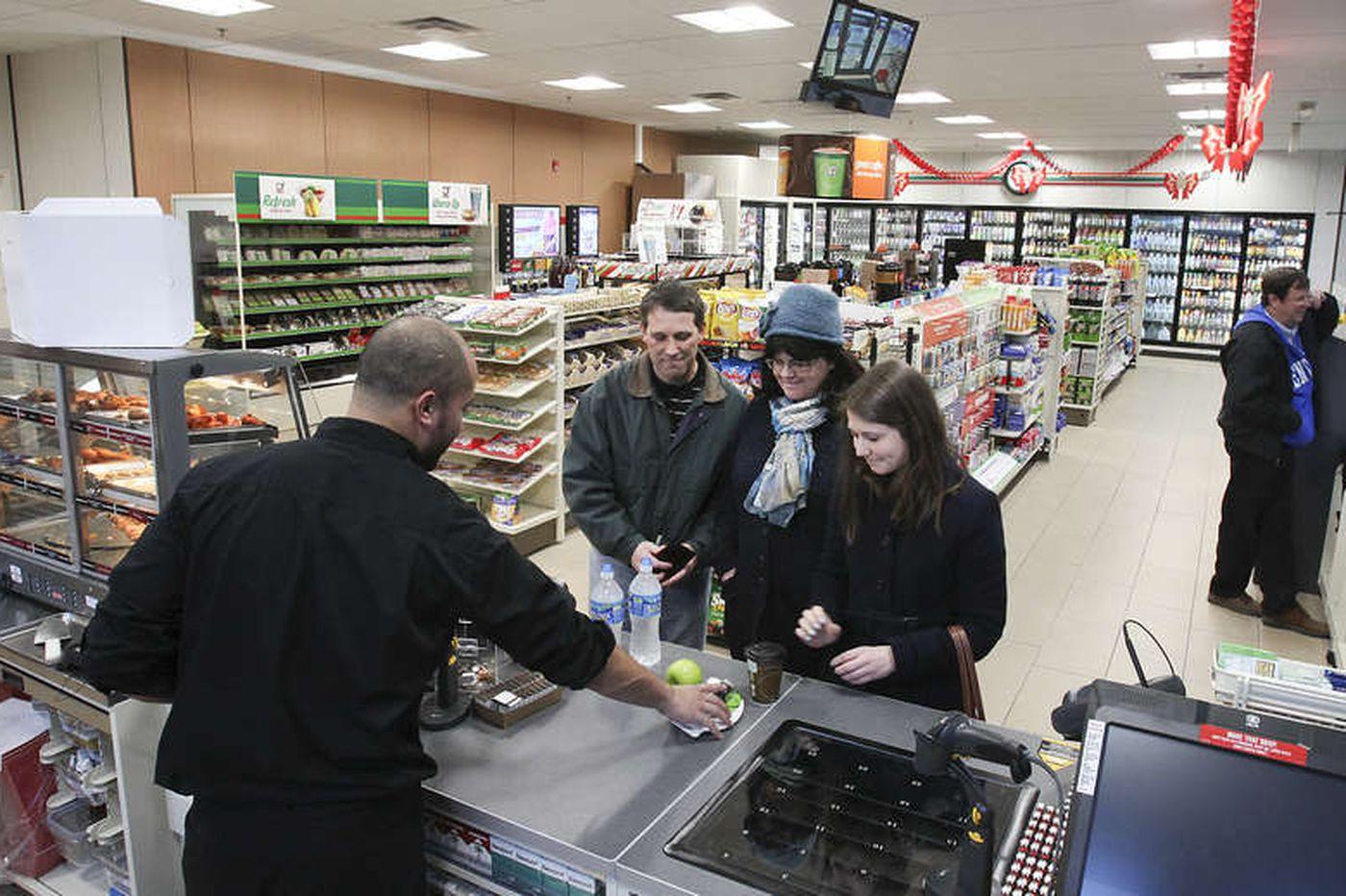 7-Eleven cultivating city clientele