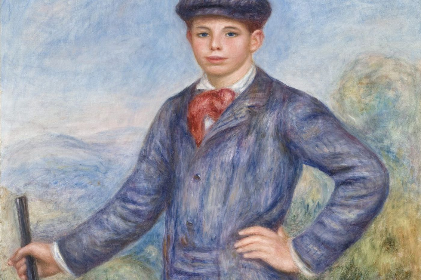 At Barnes, two Renoirs - father and son - share one show, diminishing the impact of both