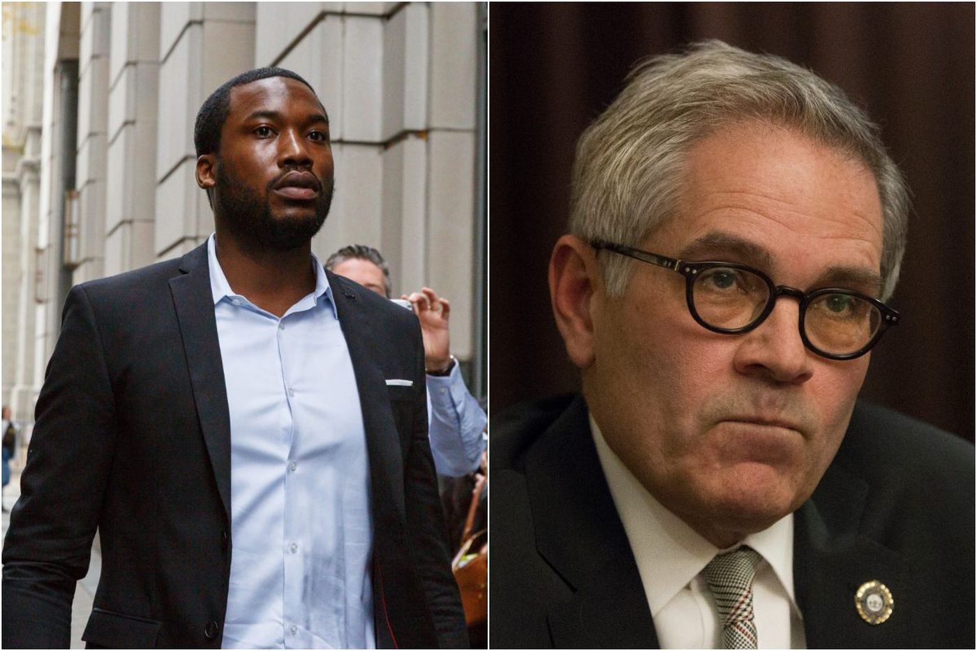 Philly DA Larry Krasner won't oppose Meek Mill's release from prison