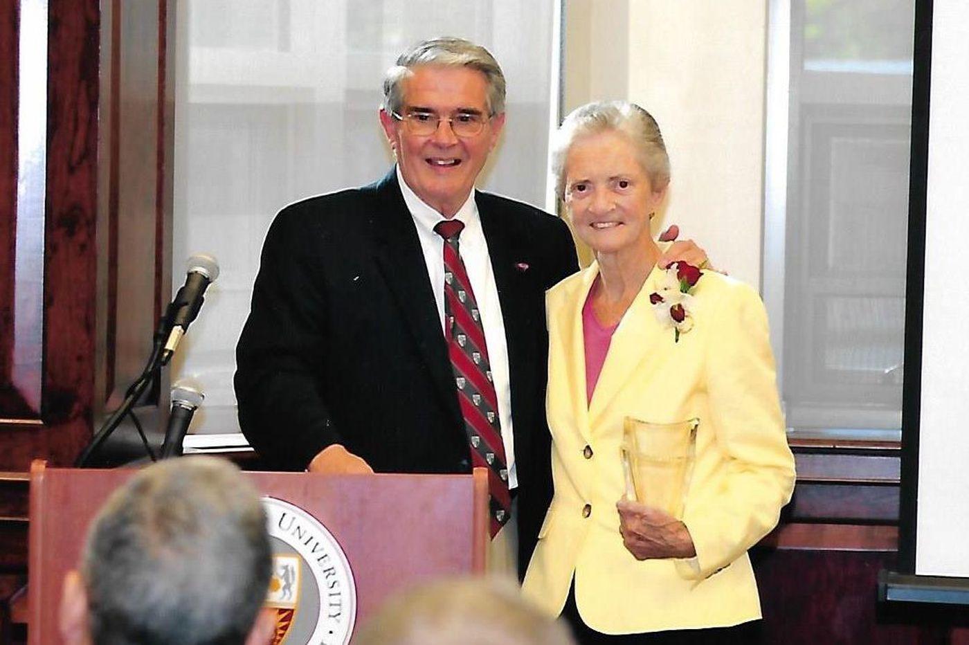 Ellen Ryan, 78, built St. Joseph's women's sports program
