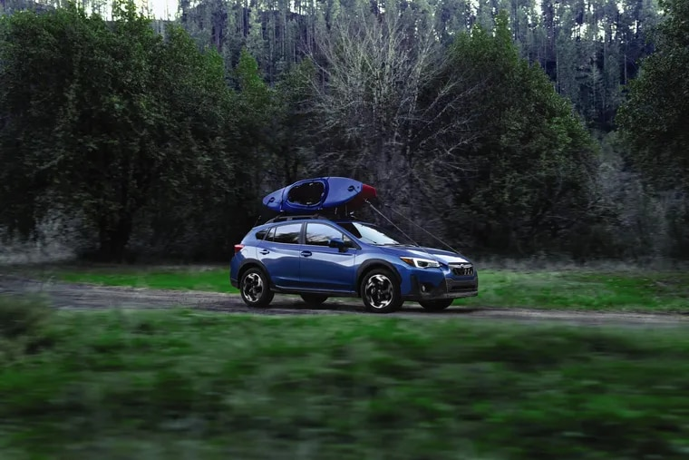 The Subaru Crosstrek gets a refreshed look for 2021, but its real secret lies underneath the hood of the more upscale models.