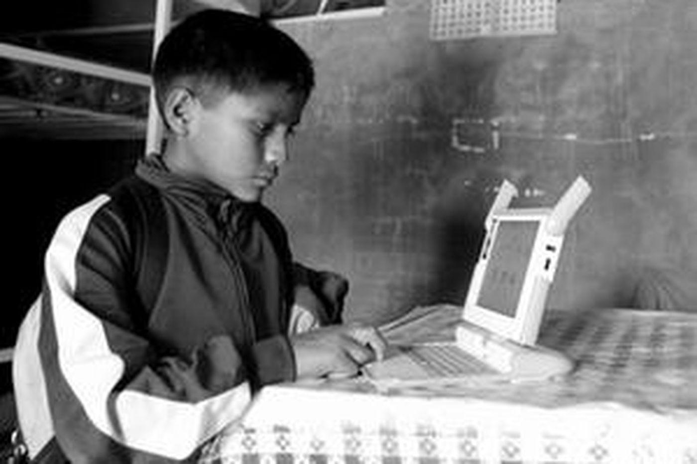 A bundle of joy in laptops