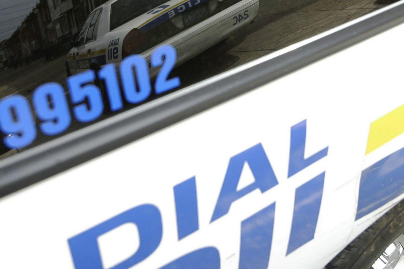 2 pedestrians hit in car crash outside Suburban Station