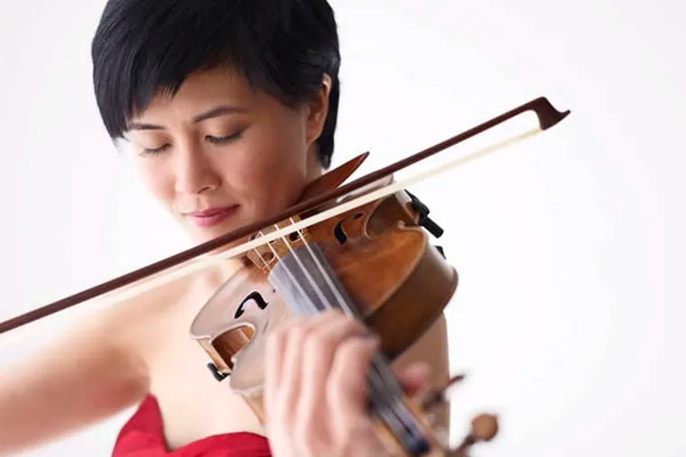 Violinist Jennifer Koh has commissioned 40-plus new pieces for her Alone Together live streams.